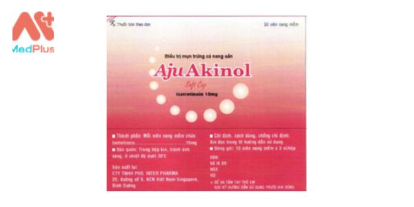 Thuốc Ajuakinol