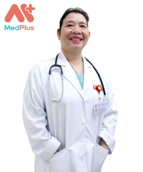 Bác sĩ CK I Bệnh viện phụ sản Quốc Tế Sài Gòn - Phan Thị Xuân Lan