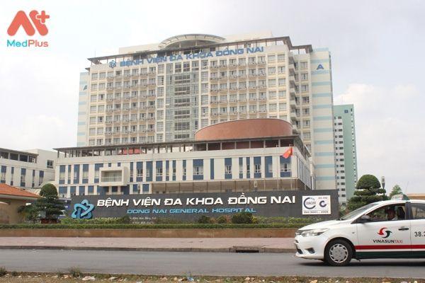 Bảng giá dịch vụ Bệnh viện Đa khoa đồng Nai