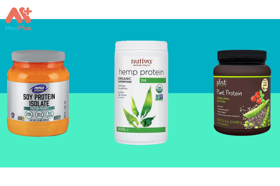 lợi ích của bột protein thuần chay