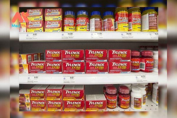 Các sản phẩm của Tylenol