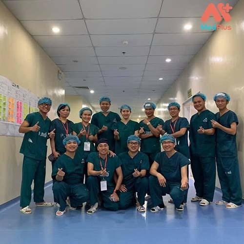 Bệnh viện Việt Nam - Cu Ba