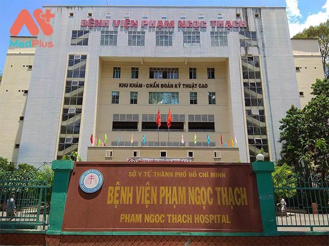 Bệnh viện Phạm Ngọc Thạch TPHCM - Hướng dẫn thăm khám