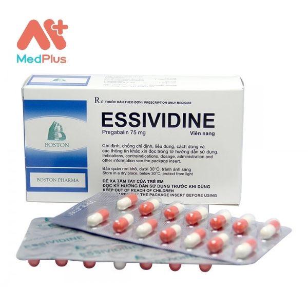 Hình ảnh minh họa cho thuốc Essividine